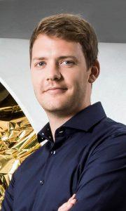 Daniel Metzler, Mitgründer von Isar Aerospace