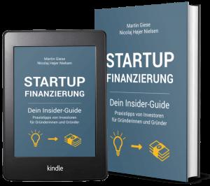 Startup-Finanzierung - Cover Buch und eBook