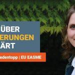 Mythen über EU-Förderung für Startups aufgeklärt (Liesa Siedentopp)
