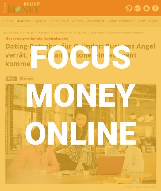 Dating-Ratgeber für Gründer: Business Angel verrät, wie sie an Millionen-Investment kommen