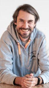 Teja Philipp, Gründer und Geschäftsführer von Mr Beam Lasers