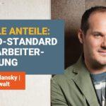 Virtuelle Anteile als Gold-Standard der Mitarbeiterbeteiligung im Startup (Alan Solansky)
